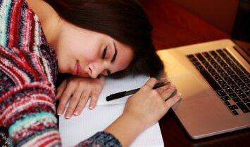 7 priežastys, kodėl atsiskaitymams pradedi ruoštis per vėlai