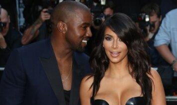 Įspūdingų formų Kim Kardashian gyvenimas – nuolatinės dietos (FOTO)