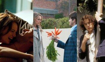 5 populiarūs romantiniai filmai, kurie meluoja apie meilę(VIDEO)