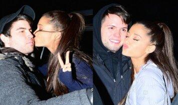 Išgirsk pirmoji: naujienos Arianos Grande gyvenime