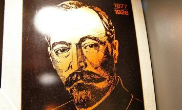 F.Dzeržinskio paveikslas