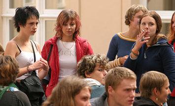 Jaunimas, studentai