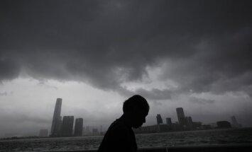 Taifūnas Kinijoje