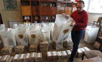 Prezidento rinkimai Armėnijoje
