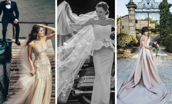 Įspūdingos Lietuvos dizainerių suknelės nuotakoms
