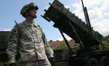 JAV raketos Patriot
