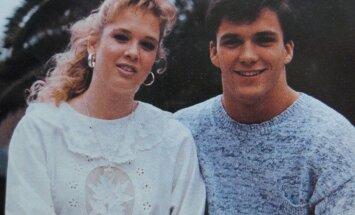 Ar gali patikėti, kad taip  jaunystėje atrodė  Renee Zellweger