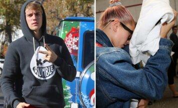 Justinas Bieberis pasipiršo savo mylimajai