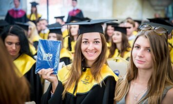 European Humanities University graduation in Vilnius 2016 Photo by Kilimas Arts
