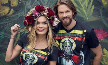 KONKURSAS: Laimėk A. Pogrebnojaus kurtą suknelę arba marškinėlius!