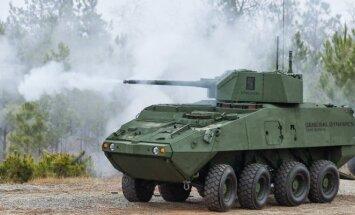 Stryker infantry fighting vehicle