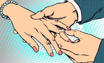 90% žmonių susituokia netinkamo amžiaus