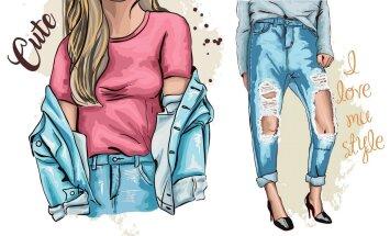 """Kokio amžiaus esi """"per sena"""" dėvėti džinsus"""
