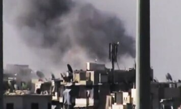 Alepo miestas Sirijoje