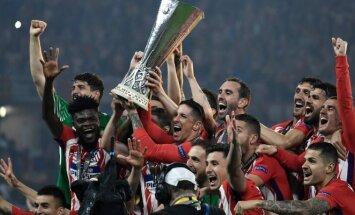 Europos lygos finalas, Marseille - Madrido Atletico