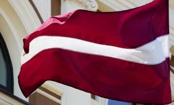 Latvian falg