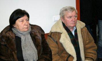 Laimutė ir Vytautas Kedžiai