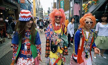 Japonijos gatvės mada