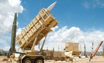 JAV raketa