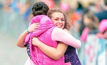 Pink Run su BENU akimirkos