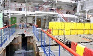 Baseinas, kuriame saugomas panaudotas atominis kuras