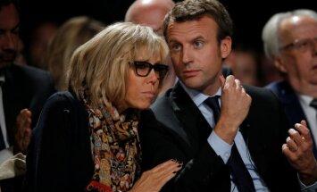 Brigitte Macron, Emmanuel Macron