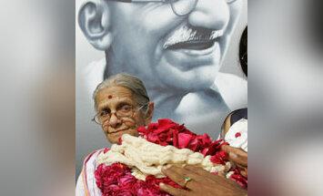 Mahatmos Gandhi nuotrauka