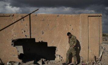 Jungtinių Valstijų remiamos Sirijos demokratinės pajėgos