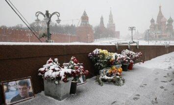B. Nemcovo nužudymo vieta