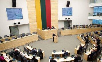 The Lithuanian Seimas