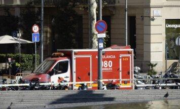 Incidentas Barselonoje