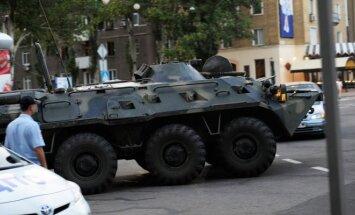 Ukrainos separatistų vadeiva Zacharčenka žuvo per sprogdinimą Donecke