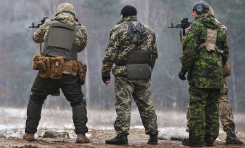 Training in Ukraine