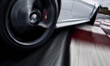 Agresyvus vairuotojas, greitis