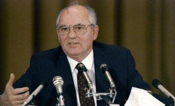 Michailas Gorbačiovas Lietuvoje 1990 m. sausį