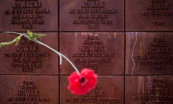 Katynės memorialas netoli Smolensko
