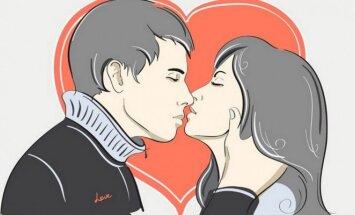 COSMO testas: kiek metų jūsų santykiams
