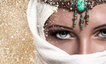 Iš kartos į kartą perduodamos Rytų moterų grožio paslaptys