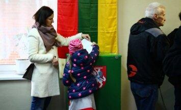 Seimo rinkimai Klaipėdoje