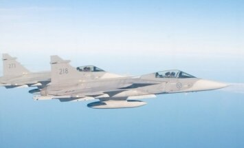 NATO Air Policing mission in the Baltic states