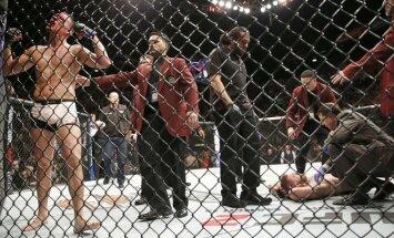 UFC kovų naktis