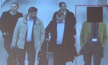 Įtariami Rusijos šnipai, Nyderlandų gynybos ministerijos nuotr.