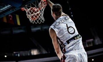 Eurobasket: Latvija - Didžioji Britanija