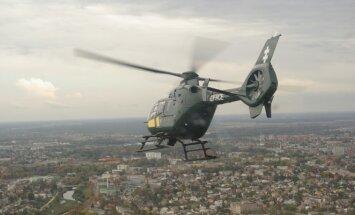 """Pasieniečių sraitasparnis Eurocopter"""""""