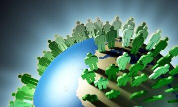 Žmonių populiacija