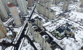 Pastatai Kijeve