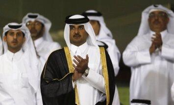 Kataro šeichas Tamimas bin Hamadas al Thani