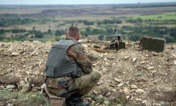 Украинский военный: на нас Россия испытывает новое оружие