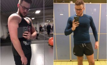 Per metus laiko -36 kg: treneris pataria, kaip pasiekti tokių rezultatų
