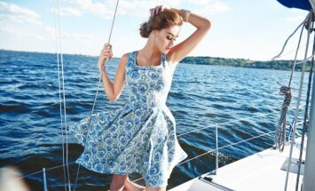 Vienintelė suknelė, kurios tau reikės šią vasarą